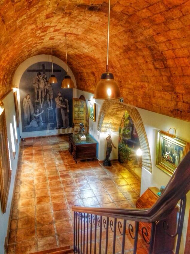 Casa del corregidor casa rural en santaella c rdoba for Muebles andalucia cordoba