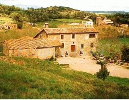 Alojamiento can vila casa rural en palol de revardit - Hoteles rurales en girona ...