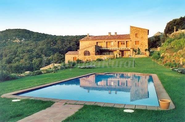 Can quera casa rural en la vajol girona - Casa rural bellver de cerdanya ...