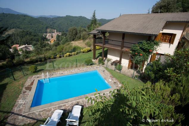Casa de les oques casa rural en espinelves girona for Casa rural girona piscina
