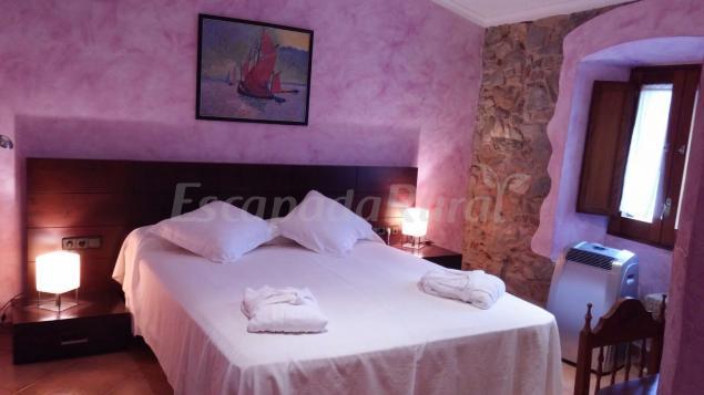 Hotel casa mas gran casa rural en santa cristina d 39 aro - Casa rural mas rosello ...