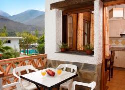 Cabañas del Camping Orgiva (Granada)