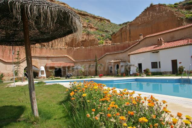 Cuevas almagruz casa rural en guadix granada - Casa rural guadix granada ...