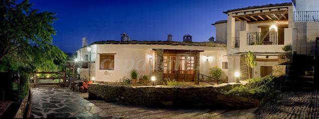 Hotel finca los llanos casa rural en capileira granada - Casas rurales e ...