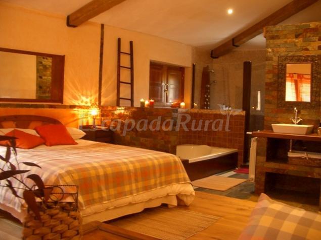 La gesta casa rural en jadraque guadalajara - Chimeneas en guadalajara ...