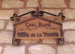 Casa Rural Villa de La Yunta (Guadalajara)