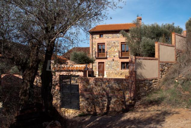 Los cantos casa de campo em puebla de valles guadalajara - Casas de pueblo en guadalajara ...