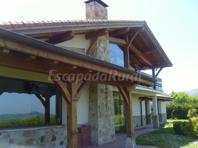 Caserio izetaerdi casa rural en zarautz guip zcoa - Caserios pais vasco ...
