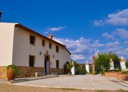Casa Rural la Galvana Aracena (Huelva)