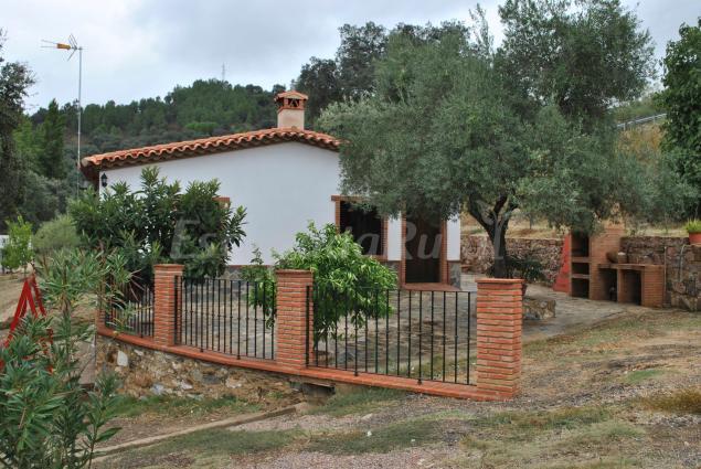 Casa rural finca fuente del venero casa rural en la - Casas rurales fuente el ojico ...