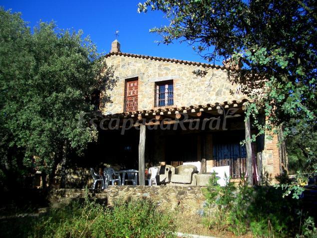 La bu egosa casa rural en aracena huelva - Casas rurales sierra de aracena ...