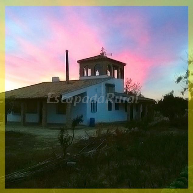 Casa de labranza y mirador del convento casa rural en bollullos par del condado huelva - Casas rurales huelva para 2 personas ...