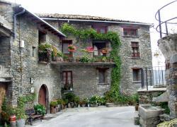 Casa Lanau de Latorrecilla (Huesca)