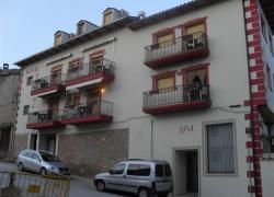 Apartamentos y Hotel Casa Domenc (Huesca)