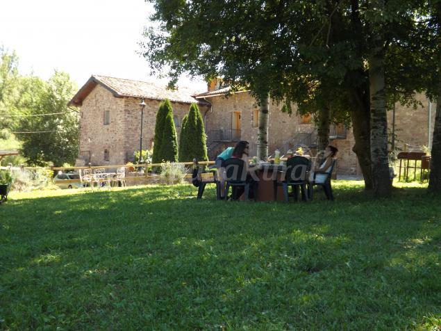 Casa quintana casa rural en montanuy huesca - Casa rural huesca jacuzzi ...