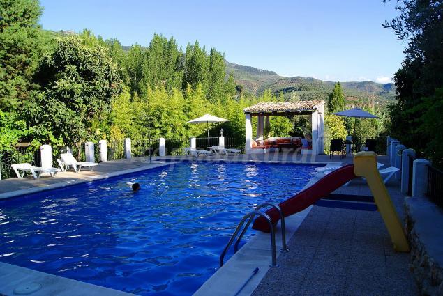 Cortijo los dos reales casa rural en villanueva del arzobispo ja n - Las mejores casas rurales de andalucia ...