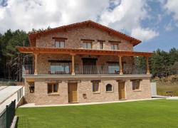 Casa rural Entrebosques (La Rioja)