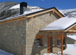 Casas de montaña Alto Curueño (León)