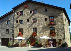 Turismo rural - Alberge Rural Ca L´Anton (Lleida)
