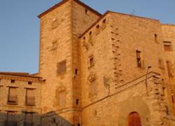 El Castell de Les Oluges (Lleida)