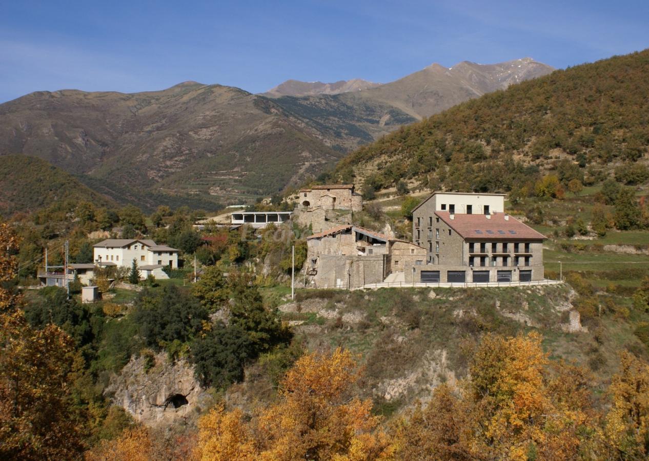 Fotos de apartamentos y casa masover casa rural en buira - Casas del pirineo ...