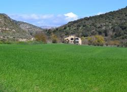 Masia rural Moli de Tartareu (Lleida)