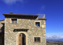 Casa Miret de Mur (Lleida)