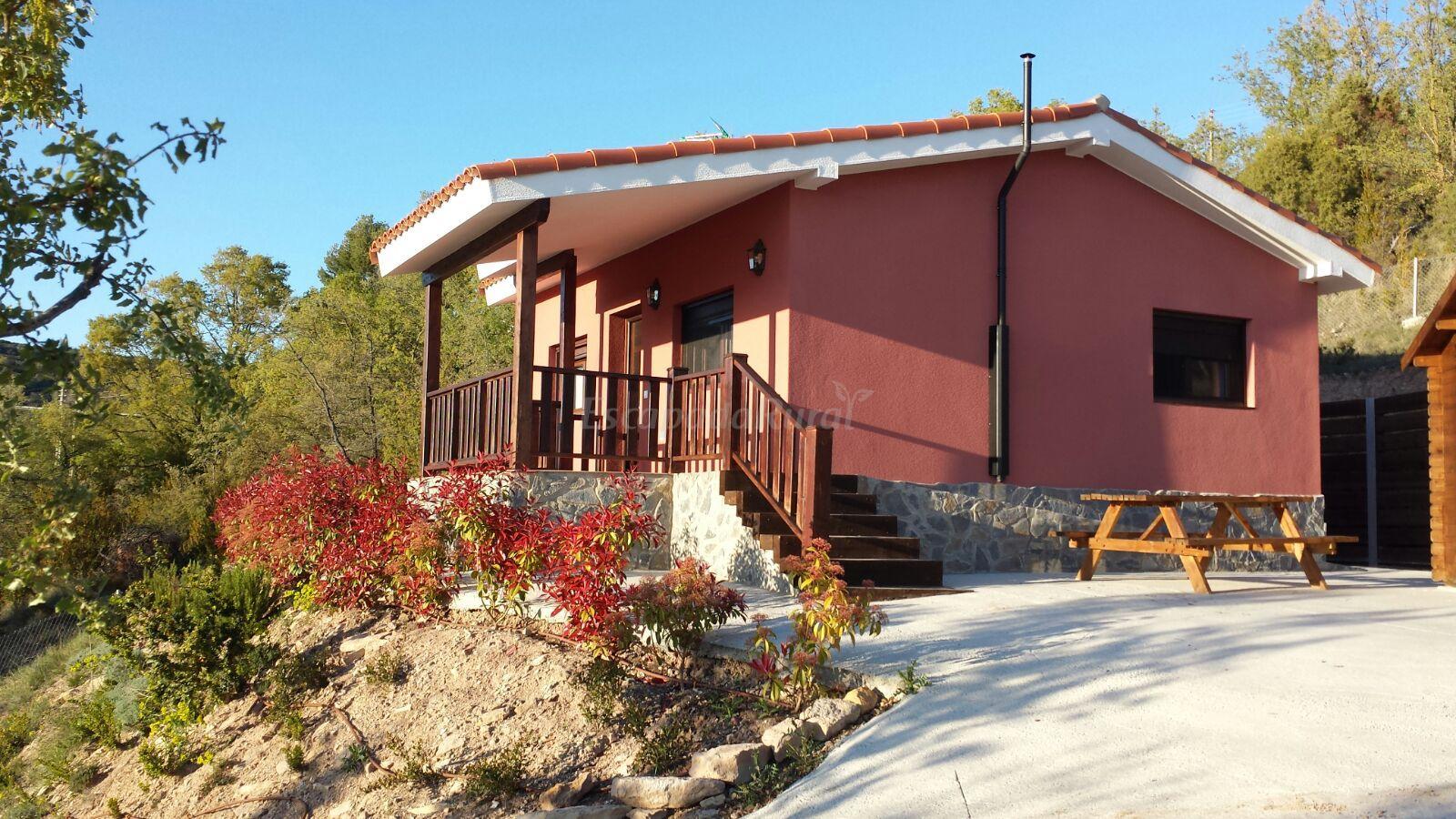 Fotos de la caseta del montsec casa rural en ger lleida - Casa rural ager ...