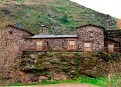 Casa Grande da Ferreira de Rugando (Lugo)