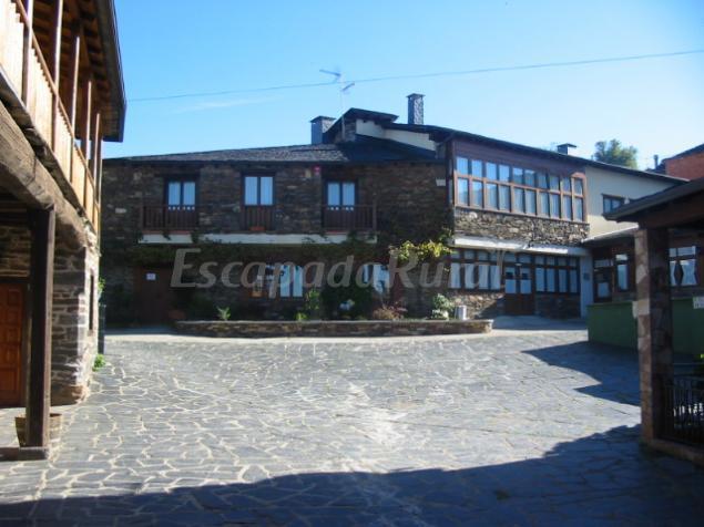 Hotel o forno casa rural en a pobra do broll n lugo - Casas rurales galicia ofertas ...