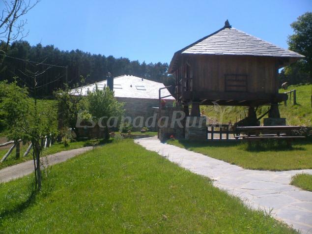 Fotos de apartamentos vilarchao casa rural en a - Casas rurales de galicia ...