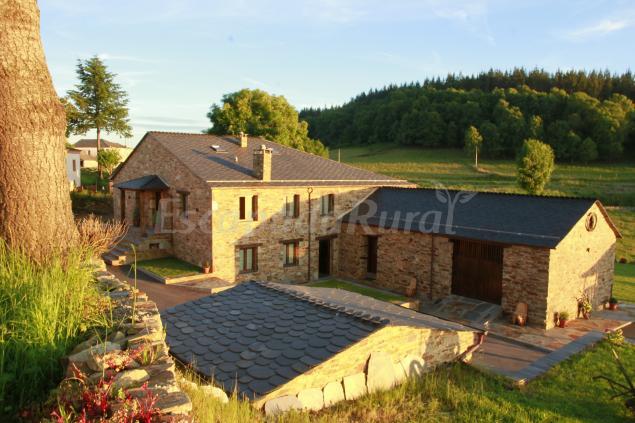 Casa da lembranza casa rural en a fonsagrada lugo - Casas rurales de galicia ...