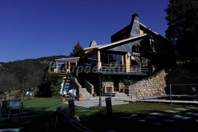 Fotos de hotel rural casona de navalmedio casa rural en cercedilla madrid - Casas rurales navacerrada ...