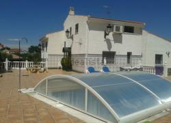 Casa Rural Finca Triana (Madrid)
