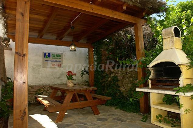 Casa El Patio Casa Rural En Cortes De La Frontera M Laga