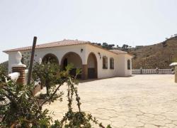 Casa rural Fuente Velez (Málaga)