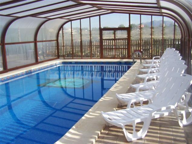 El viejo establo casa rural en fortuna murcia - Hoteles con piscina climatizada para ir con ninos en invierno ...