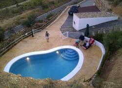 Casa Cueva El Chicamo (Murcia)