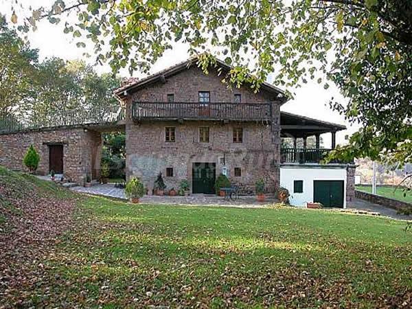 Caseru00edo Indakoborda - Casa rural en Erratzu (Navarra)