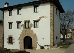 Casa rural Urrarena (Navarra)