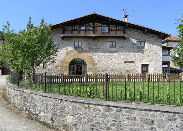 Casa rural goienetxea casa rural en aldatz navarra - Casa rural urduliz ...