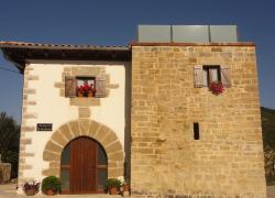 El Torreón de la Bruna (Navarra)