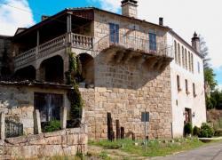 Pazo dos ulloa (Ourense)