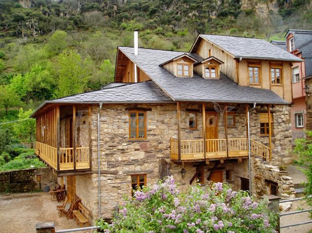 Casa chao do prao casa rural en vilardesilva ourense - Casas rurales con encanto en galicia ...