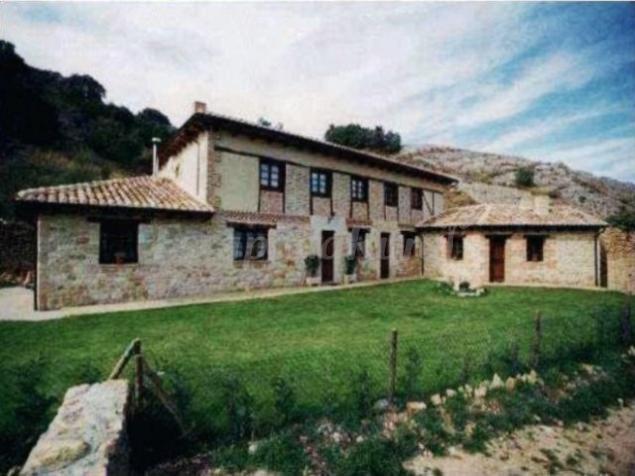 Casa ico casa rural en santib ez de ecla palencia for 56 635