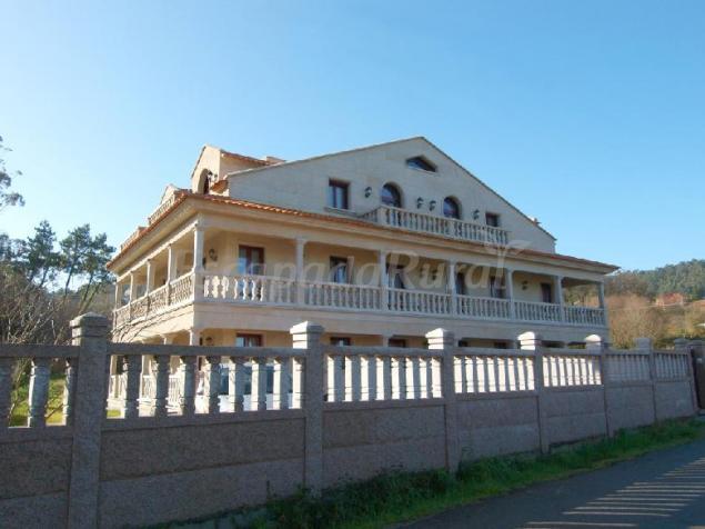 Apartamentos cruceiro de hio casa rural en cangas do morrazo pontevedra - Casas rurales galicia ofertas ...