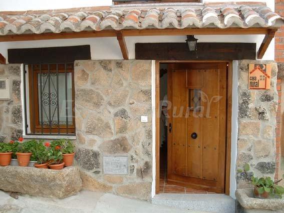 Casa rural cendal casa rural en navacarros salamanca - Casa rural salamanca jacuzzi ...