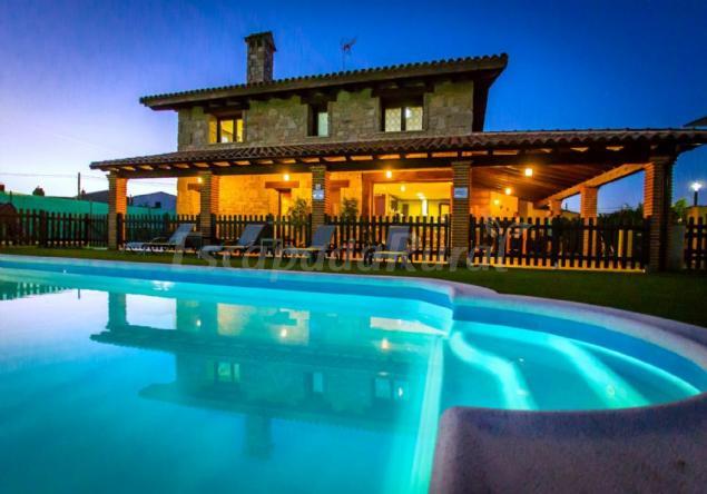 Casa rural miraconcha casa rural en villar de la yegua for Hoteles rurales de lujo