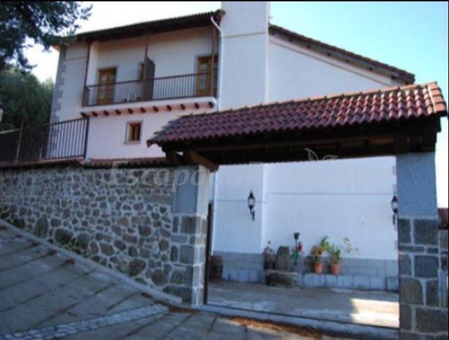 Hotel cinco casta os casa rural en candelario salamanca - Casa rural los castanos ...