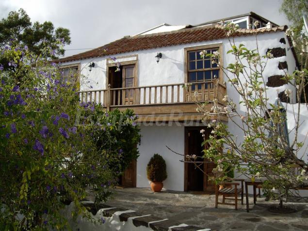 Casa morera casa rural en fuencaliente de la palma santa cruz de tenerife - Casas rurales en santa cruz de la palma ...